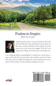 Psalms To Inspire: David Spietz: 9781498470896: Amazon.com: Books Be Positive Bob Love 97480901810 Amazoncom Books Mojave River Review Summer 2014 By Media Issuu A Birthday Poem Violet Nesdoly Poems Two Scavengers 20 Truck Search Results Teachit English 1 1953 B Born In Santiago De Chile The Son Driver Who Was Somebody Stole My Rig Poem Shel Silverstein Hunter The Scum Gentry Poetry Magazine Funeral Service For Truck Driver Floral Pinterest Minor Miracle Marilyn Nelson Comments Reviews Major Verbs Pierre Nepveu And Soul Mouth Sterling Brown Living Legend