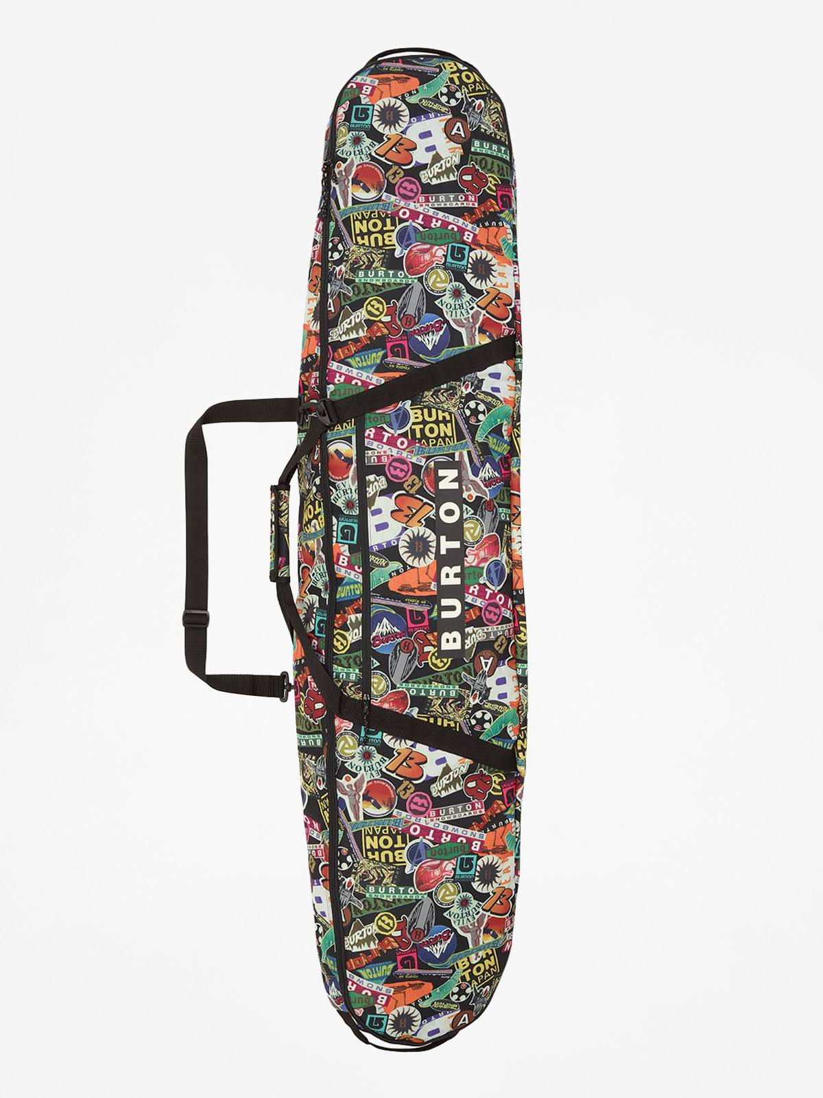 Burton Men's Board Sack Board Bag, Stickers Print, 156