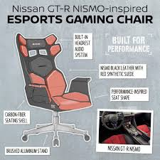 Nissan's Working With Leading Esports Teams On Concept ... Gaming Chair With Monitors Surprising Emperor Free Ultimate Dxracer Official Website Mmoneultimate Gaming Chair Bbf Blog Gtforce Pro Gt Review Gamerchairsuk Most Comfortable Chairs 2019 Relaxation Details About Adx Firebase C01 Black Orange Currys Invention A Day Episode 300 The Arc Series Red Myconfinedspace Fortnite Akracing Cougar Armor Titan 1 Year Warranty
