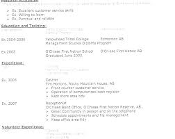 Title For Resume Example Job Examples Downloadable