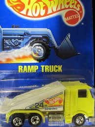 100 Buy A Tow Truck Ramp Tow 1992 Hot Wheels 187 Yellow With Basic
