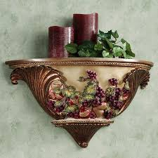 Grape Wall Decor For Kitchen by Tuscan Grapes Wine Bottle U2013 Cool Things To Do With Wine Bottles