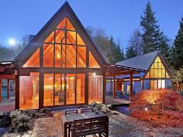 100 Modern Mountain Cabin Small S Feea Small S