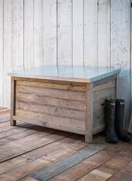 4x6 Wood Storage Shed by This Robust Rustic Wooden Garden Storage Box Can Provide
