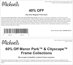 Michels Promo Code Michaels Dublin Coupon