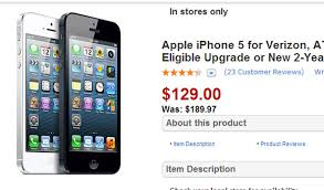 Walmart discounts the iPhone 4S and iPhone 5 indefinitely