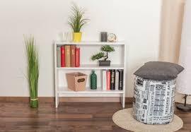 regal easy möbel s06 buche vollholz massiv weiß lackiert 69 x 74 x 20 cm h x b x t