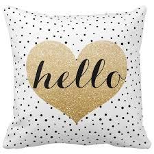 Oversized Throw Pillows Cheap by Best 25 Gold Throw Pillows Ideas On Pinterest Throw Pillows