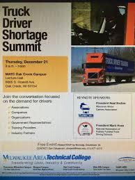 100 Truck Driving Schools In Wisconsin Piotr Peter Jelen Structor Program MATC
