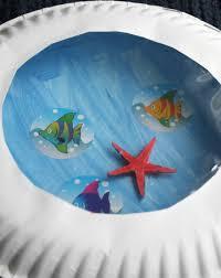 Kindergarten Arts Crafts Activities Make A Paper Plate Porthole