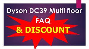 Dyson Dc39 Hardwood Floor Attachment by Dyson Dc39 Multi Floor Canister Vacuum Dyson Dc39 Vacuum