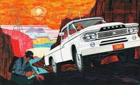Dodge Trucks Advertising Art By Charles Wysocki (1960) - Blog Directory Index Gm Trucks And 1960_trucks_d_vans 1960 Gmc K1000 Vehicles I Have Owned Pinterest Curbside Classic Ford F250 Styleside The Tonka Truck 196063 Chevrolet 5 Gauge Dash Panel Excludes Cc Capsule Toyota Toyoace Pk20 Surving 57 Years On Just Customer Gallery To 1966 Truck 1965 Pickups Chevy Trucks File1960 F500 Stake Black Frjpg Wikimedia Commons Apache C10 Fleetside Brochure Google Search Blue Oval 571960 Gems