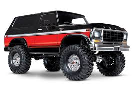Traxxas Ford Bronco Truck TRA82046-4 | Radio Control | RC Planet