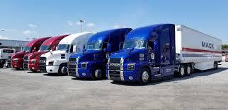 100 Fuel Economy Trucks Mack Press Tour Reveals Fuel Economy Uptime Solutions