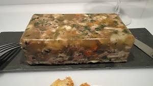 pate de tete de porc maison fromage de tête
