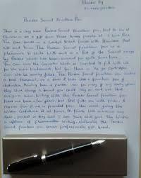 Parker Sonnet Fountain Pen Review