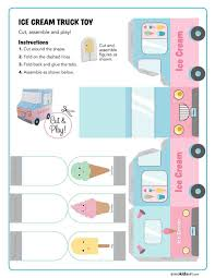 Paper Truck Template - Kubre.euforic.co