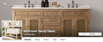 5 Bathroom Vanities Like Pottery Barn s Classic Console Find