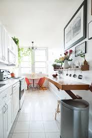 mehr 6 bestes schmale küche einrichten ideen tisch in der