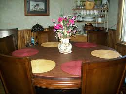 Charming Table Pads For Dining Room Within 21 Astonishing Custom Made Thunder