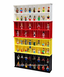 New Acrylic Retail Display Case For Lego