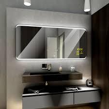 bosten badspiegel mit led beleuchtung wandspiegel