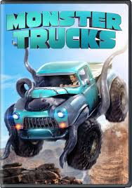Monster Trucks DVD Release Date April 11, 2017