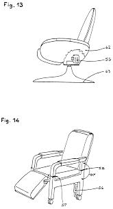 siege de style patent ep0401298b1 siege de style transformable patents