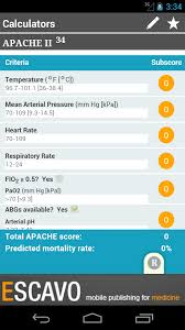 Quick Sofa Score Calculator by Sepsis Clinical Guide Android Apps On Google Play