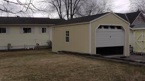 12' X 20' Wooden Portable Garage - Side View - Merrickville, ON ... Metal Horse Barns Pole Carport Depot For Steel Buildings For Sale Buy Carports Online Our 30x 36 Gentlemans Barn With Two 10x Open Lean East Coast Packages X24 Post Framed Carport Outdoors Pinterest Ideas Horse Barns And Stalls Build A The Heartland 6stall 42x26 Garage Lean To Building By 42x 41 X 12 Top Quality Enclosed 75 Best Images On Custom Prices Utility