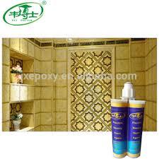 gap filling sealant ceramic tile epoxy glue sealant