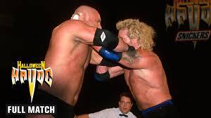 Halloween Havoc 1999 Card by Wwe Network Goldberg Vs Diamond Dallas Page Full Match
