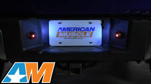 1997 2014 f 150 recon led license plate illumination kit review