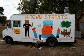 Another Houston Food Truck Armed Robbery