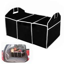 New Car Trunk Non Woven Organizer Toys Food Storage Container Bags Box Styling