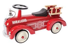 100 Antique Toy Fire Trucks Fingerhut Schylling Metal Speedster Truck