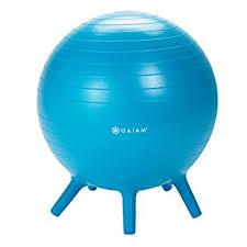 amazon com gaiam kids stay n play children s inflatable balance