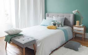 schlafzimmer einrichten dekorieren mit kissen und plaids