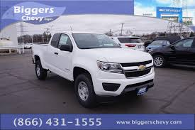 100 Chevrolet Colorado Truck New 2019 2WD Work Extended Cab Near
