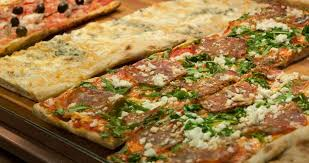 How do I a slice of pizza in Rome