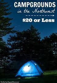 Pumpkin Patch Near Tacoma Washington by Low Cost Campgrounds In Washington U0026 Oregon