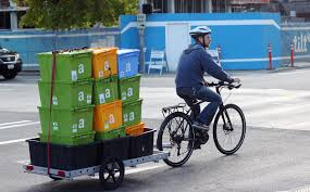 Life As An Amazon Bicycle Courier: Steep Hills And Even Steeper ... Delivery Driver Job Description For Resume Best Of Truck Box Jobs 5 Star News Five Digital Flat Service Icon Hunting Company Or Otonne Anc What You Need To Know Get A Job As Light Delivery Truck Driver How Write Perfect With Examples Amazon Plans Startup Services Its Own Packages Pin Oleh Neby Di Information Blog Pinterest Trucks Pantech Availble On All Landscape Materials Your Home Or Site Delytruckdriver Title Tshirts Hirtsshop