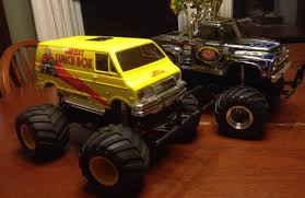 100 Monster Truck Lunch Box Fab Shop How To Paint Hard Plastic Bodies
