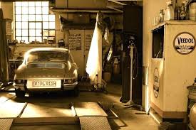 Full Image For This Garage Is Beautiful The Way Light Comes Into Space Adds A Dusty