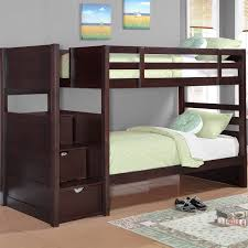 Twin Over Twin Bunk Beds With Trundle by Twin Bunk Beds With Trundle And Drawers Image Of Metal Bunk Twin