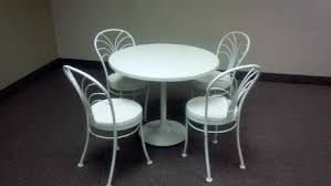 Lunch Room Table And Chairs