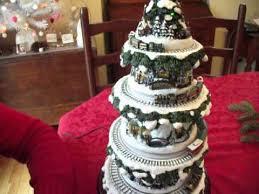 Thomas Kinkade Christmas Tree For Sale by Thomas Kinkade Christmas Tree With Train Youtube