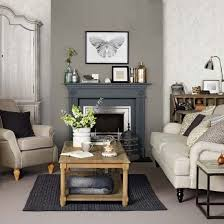 gray and taupe living room decoration