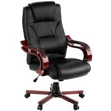 fauteuil de bureau fauteuil de bureau cuir et bois achat vente fauteuil de bureau