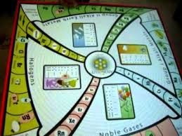 Make A CHEMISTRY BOARD GAME
